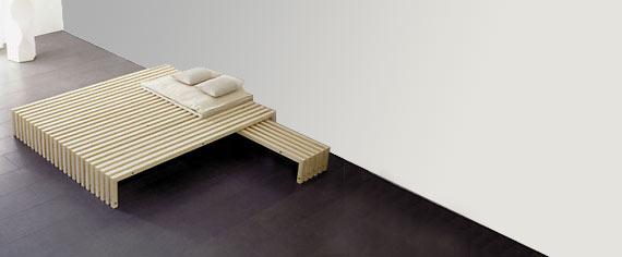 Japanische Betten bett dito futon bettgeschichten