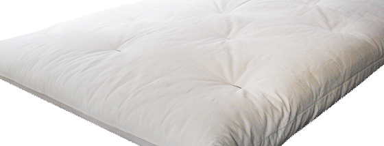 latex futon matelas futon latex 140x190 cm ecru vente de. Black Bedroom Furniture Sets. Home Design Ideas
